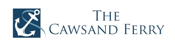 The Cawsand Ferry Logo